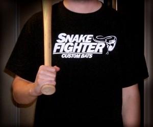 Custom Baseball Bat T-Shirts